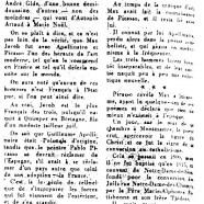 «De Max Jacob, Juif converti et poète mystique»