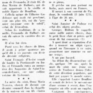 «Saint Antoine de Padoue, celui des objets perdus»