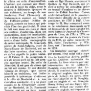 «Marges d'histoire, tome II; Rapport de l'archiviste, 1927-1928; Collection Kelsey»