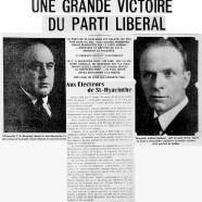 «Une grande victoire du parti libéral»