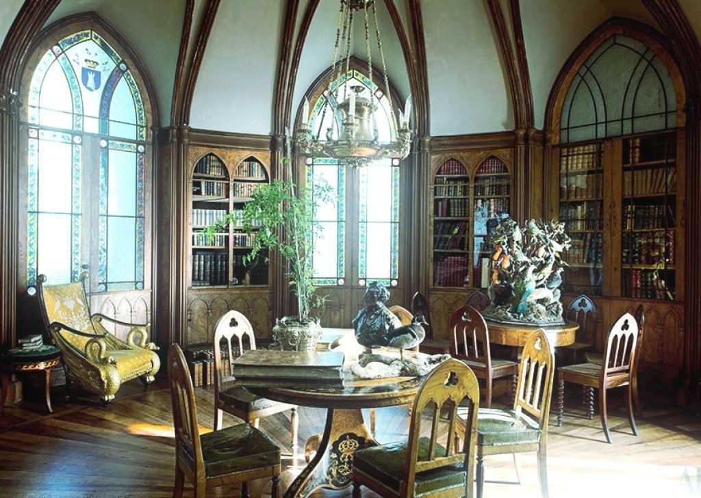 Cozy Studying Atmosphere In The Ravenclaw Tower Audio