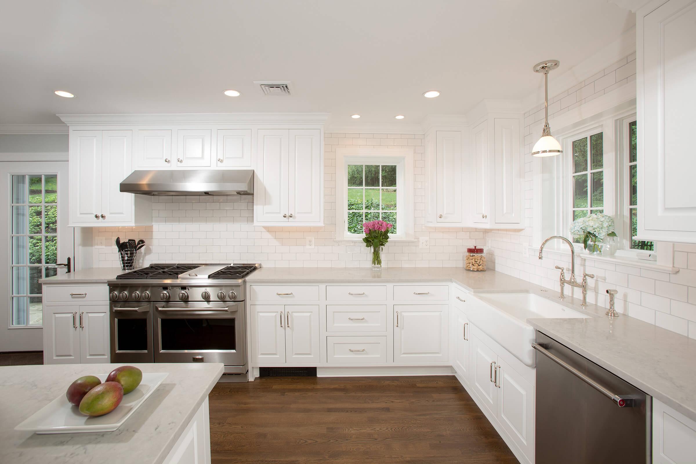 Kitchen Renovation Opens First Floor Of 1930s Belle Haven