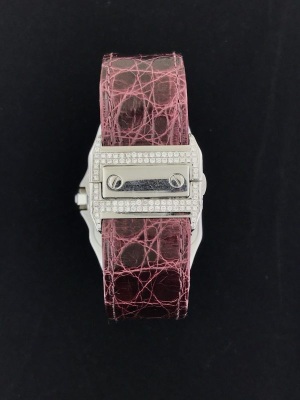 Harry Glinberg Watches - Cartier Santos 100