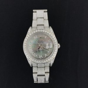 Harry Glinberg Watches - Rolex Datejust