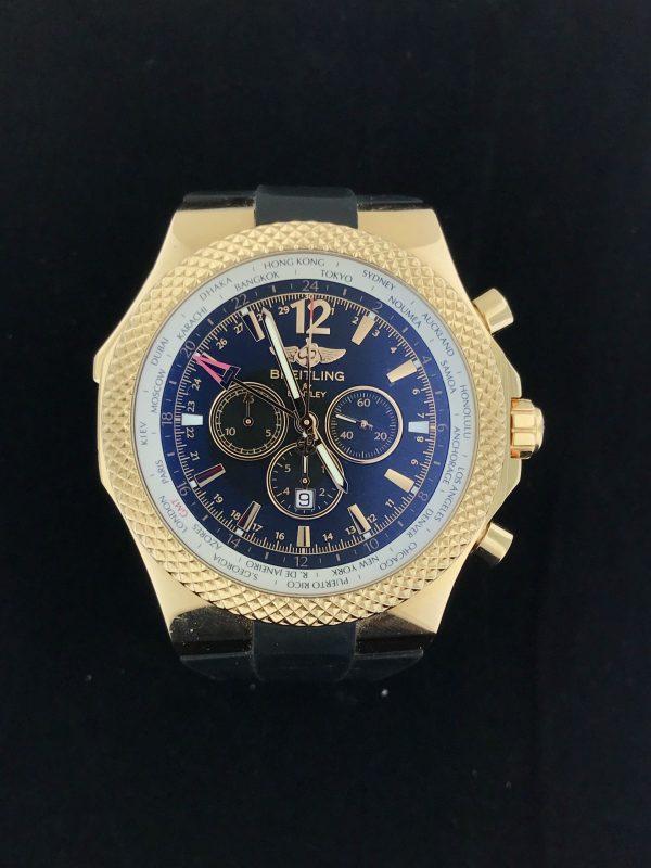Harry Glinberg Watches - Breitling Bentley