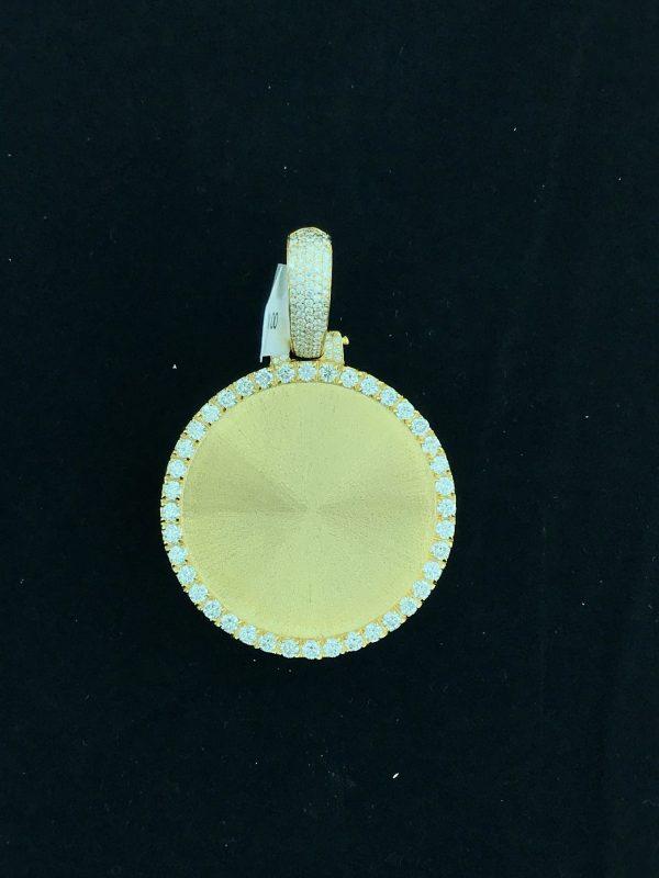 Harry Glinberg Jewelers - Frame Pendant