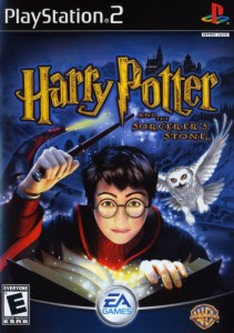 Harry Potter video games     Harry Potter Fan Zone Sorcerer s Stone video game