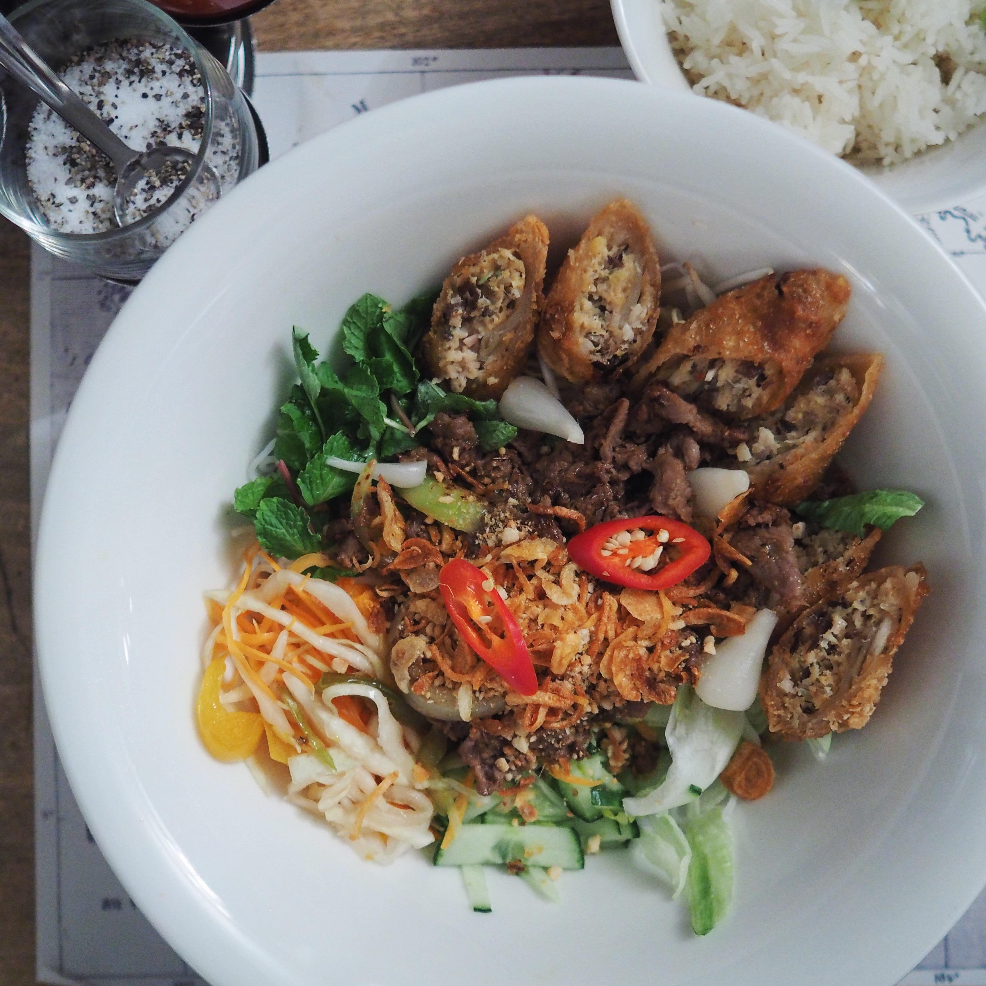 Vietnamesisches Restaurant Co Chin Chin In Zurich