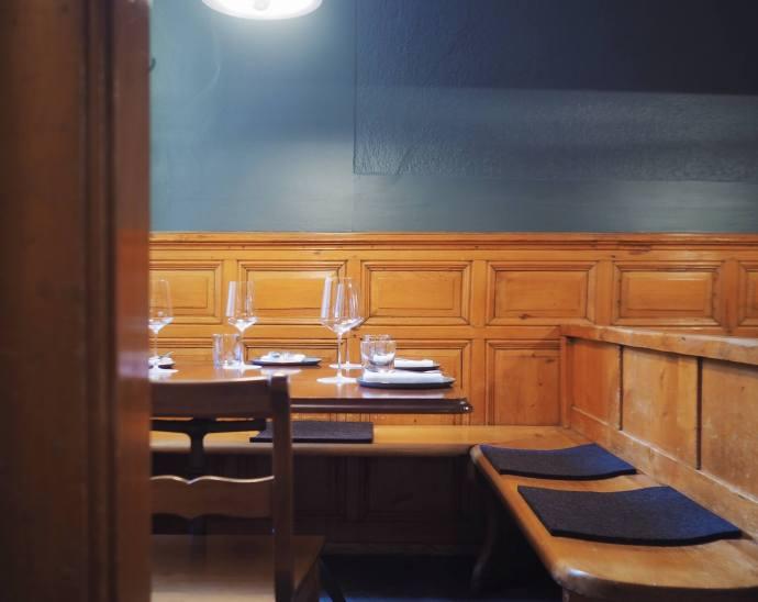 Restaurant Bauernschänke Zürich - Nenad Mlinarevic und Vale Fritz