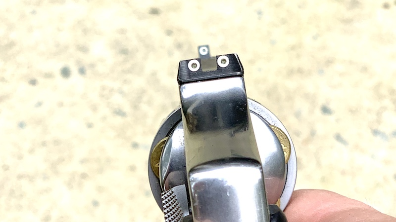 SW 640 Pro Sights