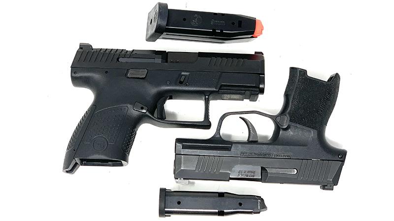 CZ P10s vs Sig P365 05