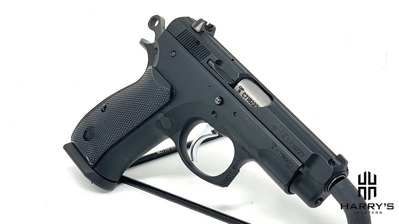 CZ 75c Right Front