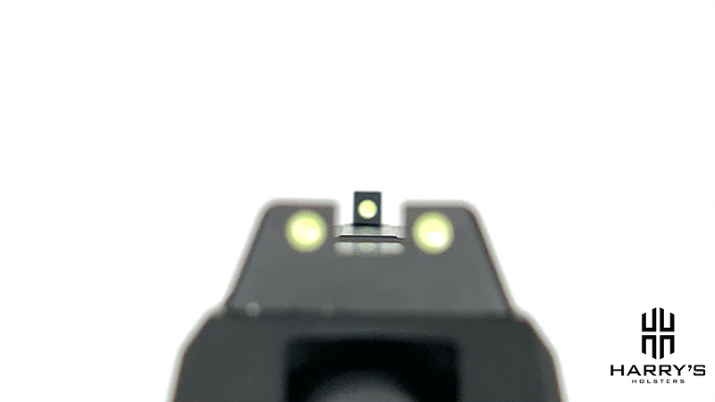 HK P30 vs Sig P320 HK sights