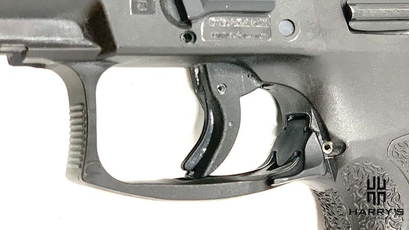 HK VP9 vs P30 VP9 triggerr