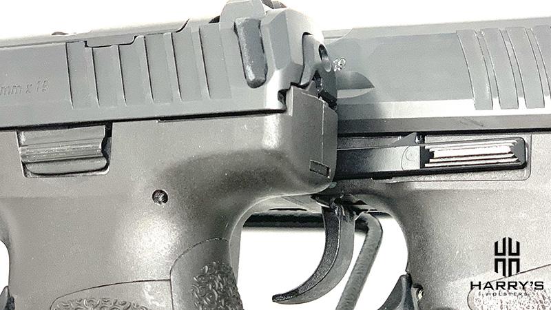 HK VP9 vs P30 controls