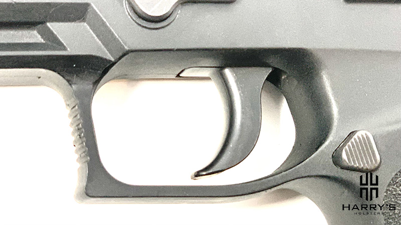 HK VP9 vs Sig P320 trigger