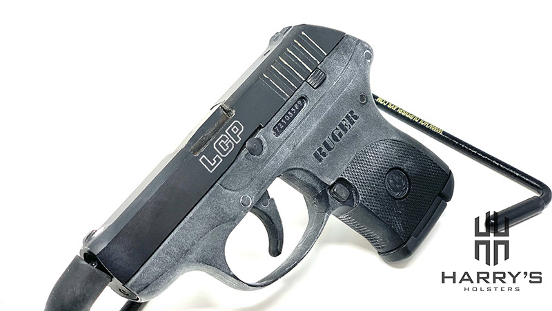 Ruger LCP left front