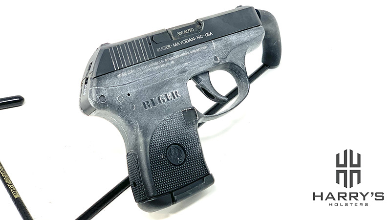 Ruger LCP review right rear