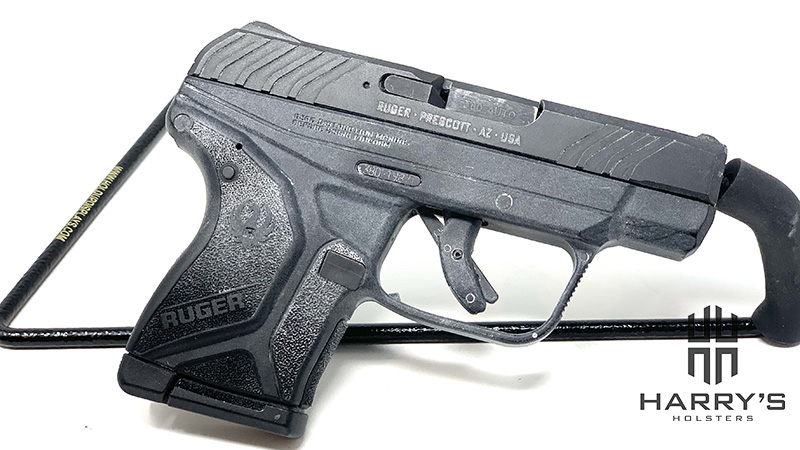 Ruger LCP2 right rear