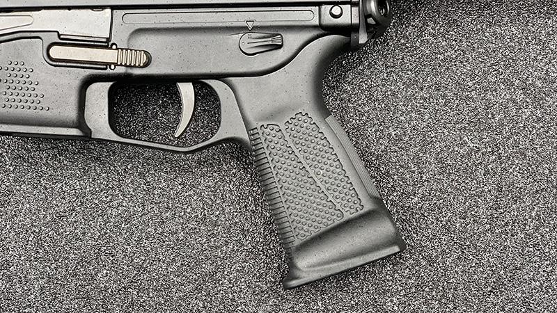 Stribog SP9A1 Pistol Grip