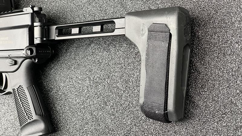 Stribog SP9A1 SB Tactical Brace