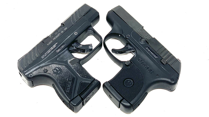 Ruger LCP vs LCP 2 X