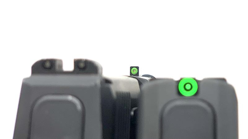 Sig P365 SAS vs P365 P365 SAS Sight Picture
