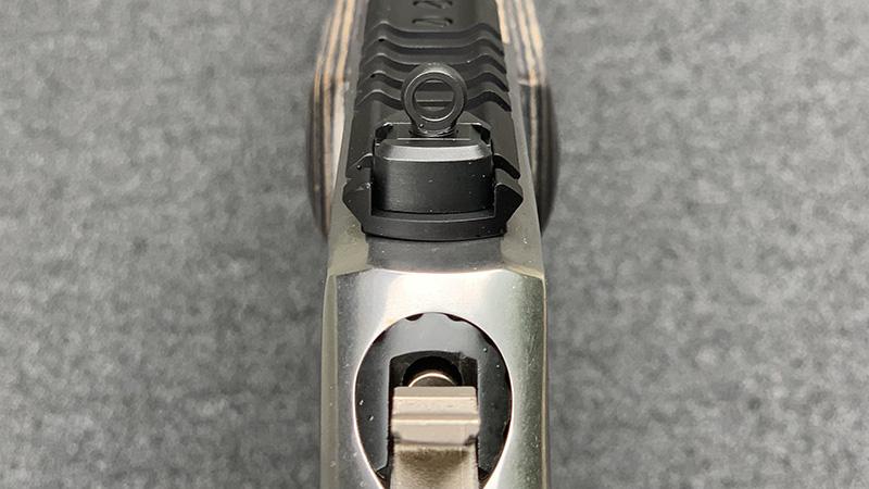 Marlin 1895 SBL Ghost Ring Sight