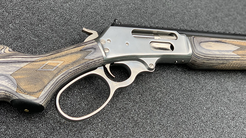 Marlin 1895 SBL Receiver Lower Angle