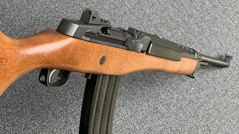 Ruger Mini 14 Right Side Pic
