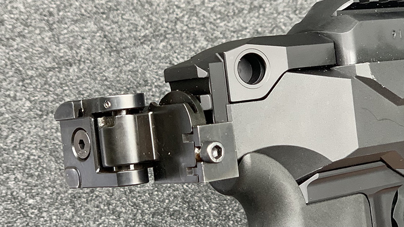 Ruger PC Charger Brace 1913 Mount