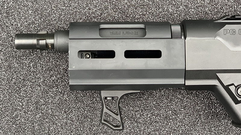 Ruger PC Charger Handguard With Handstop