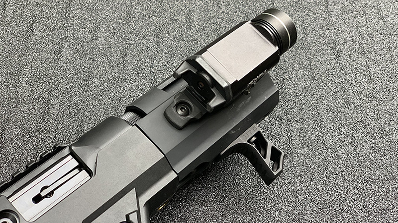 Ruger PC Charger Light