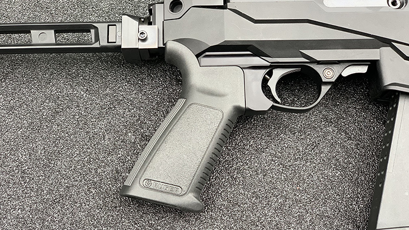Ruger PC Charger Pistol Grip