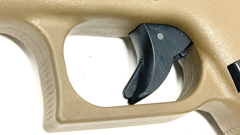 Glock 42 vs LCP G42 trigger