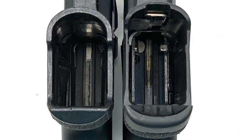 Sig P365 vs Taurus GX4 Magwell