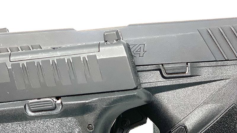 Springfield Armory Hellcat vs Taurus GX4 Slide Stops