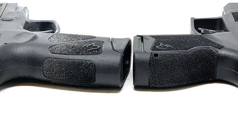 Taurus G2c vs GX4 Backstrap