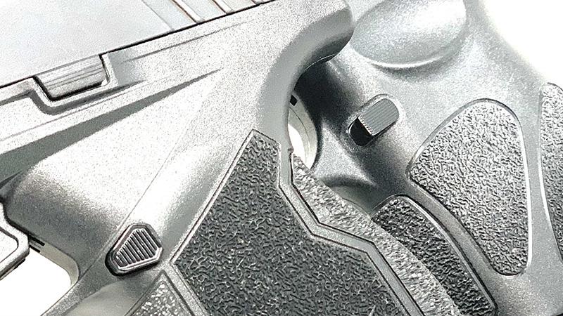 Taurus G2c vs GX4 Magazine Releases
