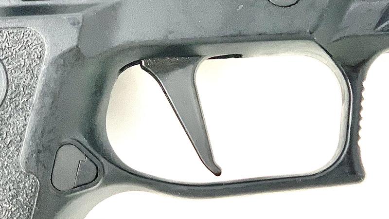 Sig P320 Flat Trigger vs Apex Sig Trigger Hook Side