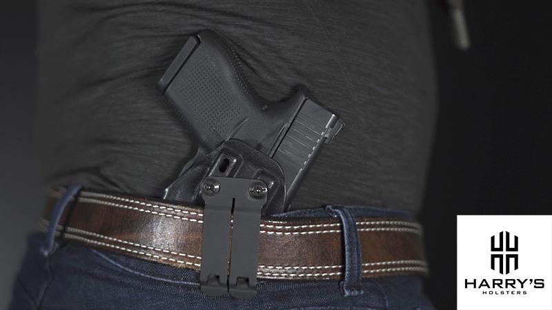 Glock 43 Holster IWB 07