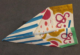 Harry Smith Memorial Paper Airplane Contest