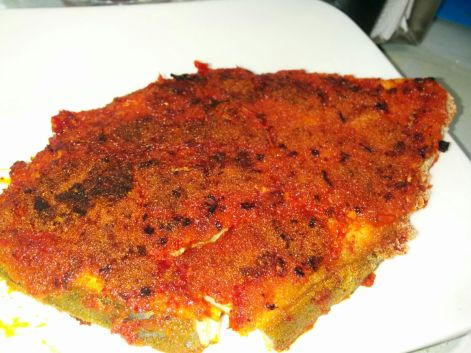King fish rawa fry