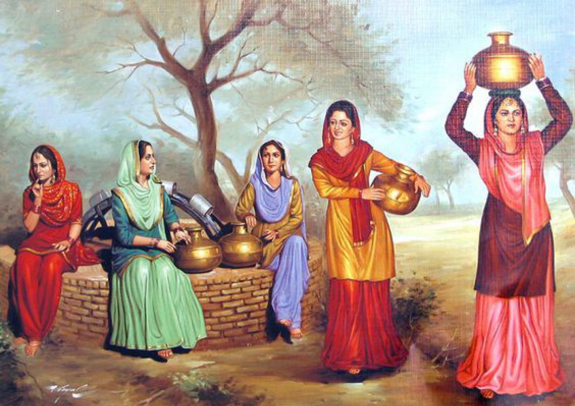 Cultures And Traditions Of Punjab Love Punjab