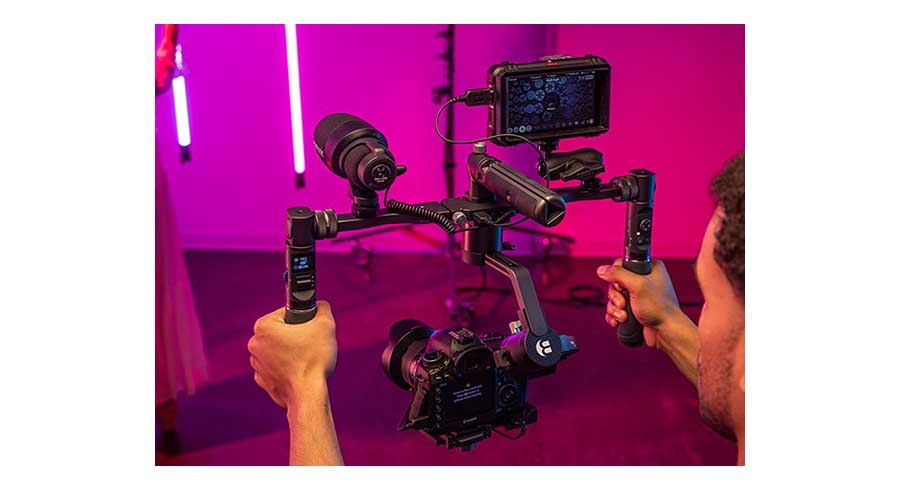 Benro launches 3XD Pro, 3XD, 3XM gimbals for DSLR, mirrorless cameras