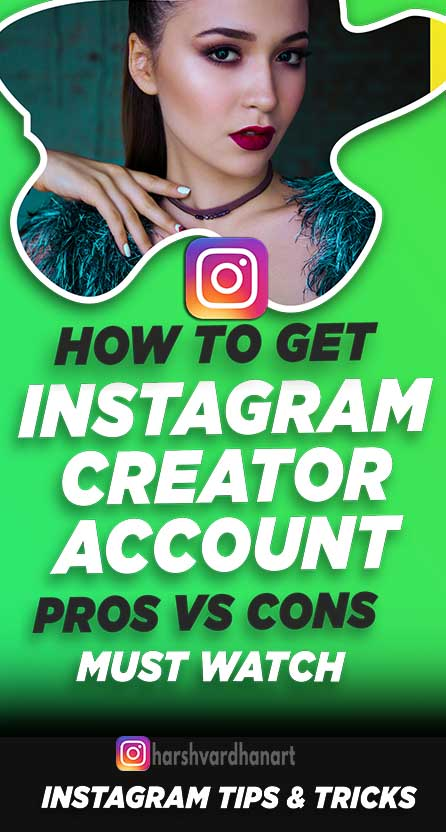 How to Get Instagram Creators Account   Instagram Business Account-Business Vs Personal Account
