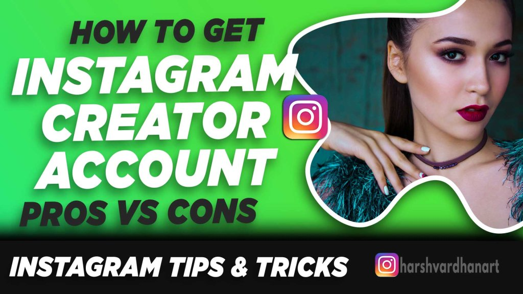 How to Get Instagram Creators Account | Instagram Business Account-Business Vs Personal Account