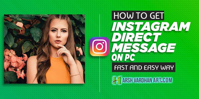 how to view direct messages on instagram on computer,