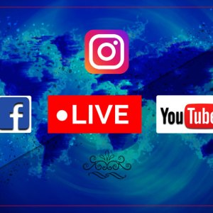 Live Stream Masterclass- Facebook Live-YouTube and Instagram Live 2020
