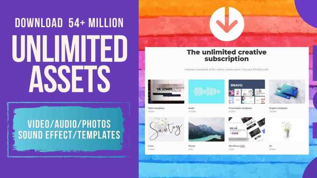 Unlimited Subscriptions Envato Elements 2